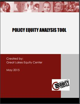 POLICY EQUITY ANALYSIS TOOL