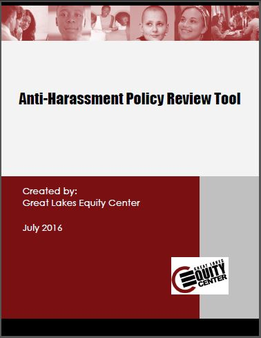 Anti-Harassment Policy Review Tool