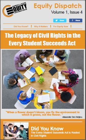 The Legacy of Civil Rights in the Every Student Succeeds Act
