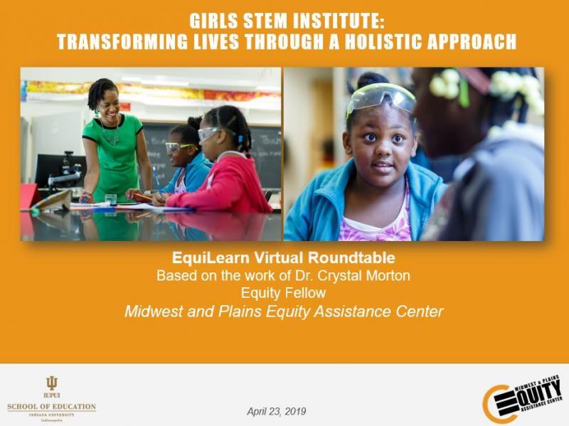Girls STEM Institute: Transforming Lives Through a Holistic Approach