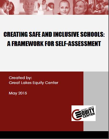 Creating Safe and Inclusive Schools: a Framework for Self-Assessment