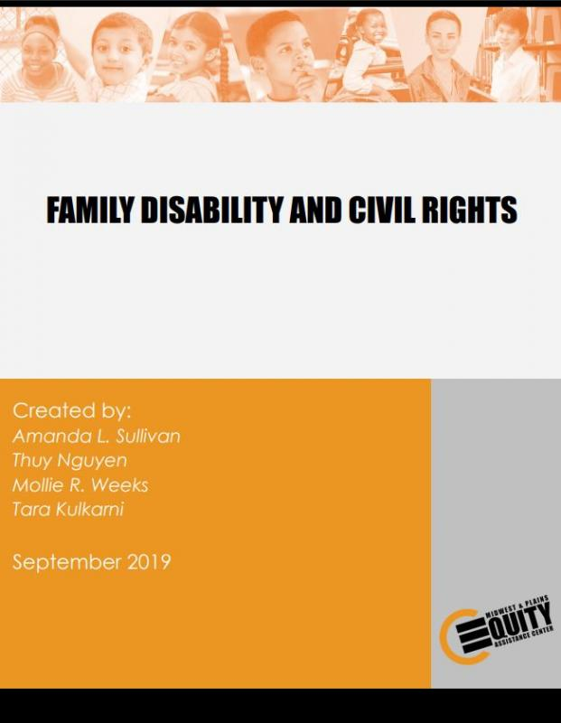 Family Disability and Civil Rights