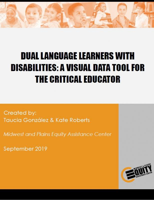 Dual Language Learners with Disabilities: A Visual Data Tool for the Critical Educator