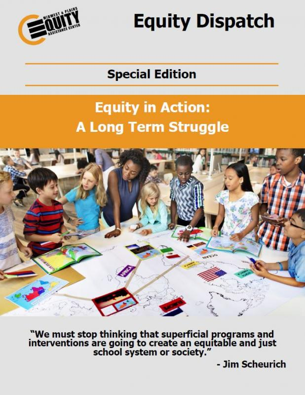 Equity in Action: A Long Term Struggle