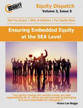 Equity dispatch cover