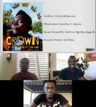 A Virtual Little Library for Staying Connected—III. Crown: An Ode to the Fresh Cut