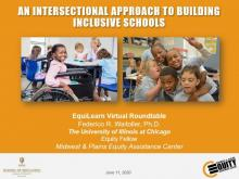 An Intersectional Approach to Building Inclusive Schools