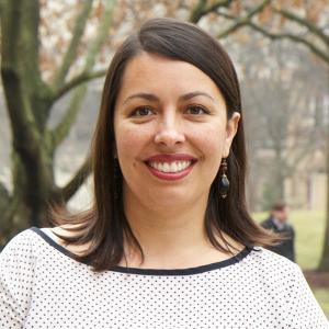 Taucia Gonzalez, P.h.D.