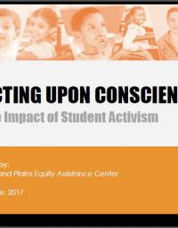Acting Upon Conscience: The Impact of Student Activism