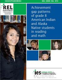 Achievement Gap Patterns of 8 American Indian and Alaska Native Students in Reading and Math