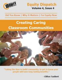 Creating Caring Classroom Communities