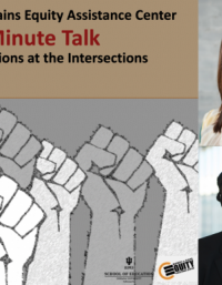 Episode 4--Antiracism Conversations at the Intersections
