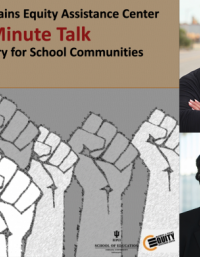 The 20-Minute Talk: Episode 5--Antiracist Imaginary for School Communities