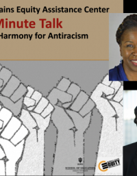 The 20-Minute Talk: Episode 6--Hope, Healing, and Harmony for Antiracism