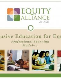 Inclusive Education for Equity Academy 2 - Exploring Inclulsive Practices in Schools (PPTs)