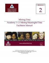 Mining Data Academy 1 - Mining Meaningful Data (FMs)