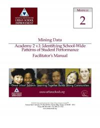 Mining Data Academy 2 - Identifying School-wide Patterns of Student Performance (FM)