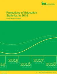Projections of Education Statistics to 2018