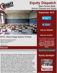Silent School Bells: School Closures and Equity