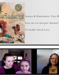 A Virtual Little Library for Staying Connected—I. Soñadores