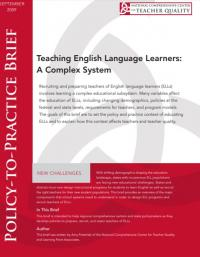 Teaching English Language Learners: A Complex System