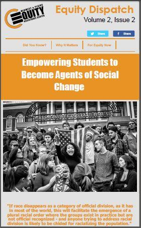 Empowering Students to Become Agents of Social Change