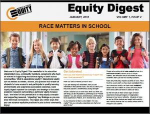 Race Matters in School
