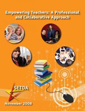 Empowering Teachers: A Professional and Collaborative Approach