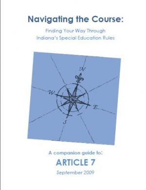 Navigating the Course: Finding Your Way Through Indiana's Special Education Rules