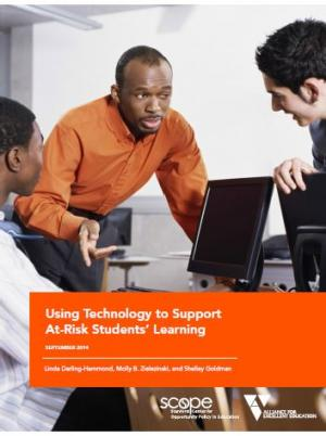 Using Technology to Support At-Risk Students' Learning