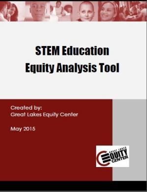 STEM Education Equity Analysis Tool