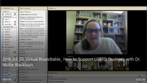 EquiLearn Virtual Roundtable: How to Support LGBTQ Students