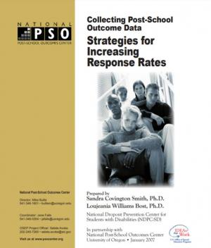 Collecting Post-school Outcome Data: Strategies for Increasing Response Rates