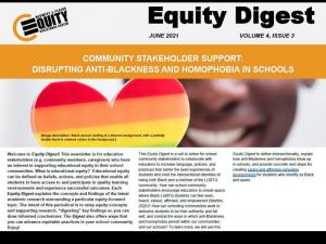 Community Stakeholder Support: Disrupting Anti-Blackness and Homophobia in Schools