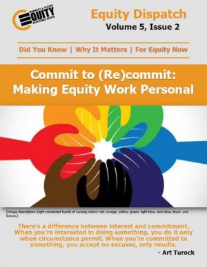 Commit to (Re)commit: Making Equity Work Personal