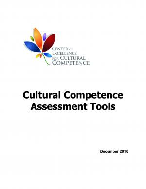 Cultural Competence Assessment Tools