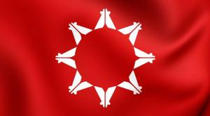 Lakota flag