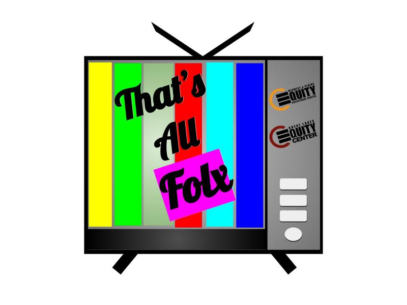 That's All Folx Anti-Racist Podcast: Episode 2 (Insecure)